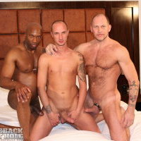 Champ Robinson, Randy Harden and Austin Dallas