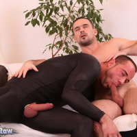 Andy West and Ben Reed
