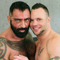 Tom Colt and Drew Sumrock