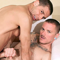 Tommy Deluca and Max Cameron