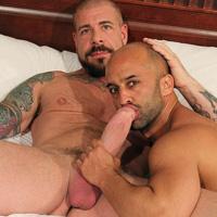 Rocco Steele and Igor Lukas
