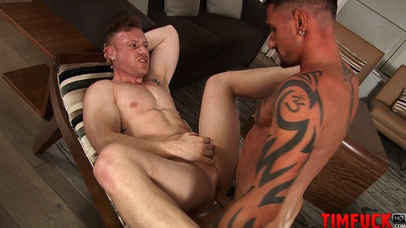 Saxon West and Eric Grant