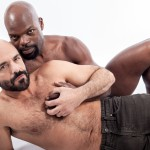 Real Couples Bareback: Adam Russo and Cutler X