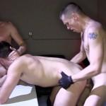 Owen Powers, Jay Conrad and Michael Derek Bareback