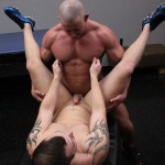 Shay Michaels and Chip Young Bareback