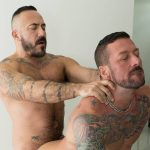 Bareback Cum Pigs: Hugh Hunter and Alessio Romero