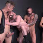 Bareback Piss Orgy