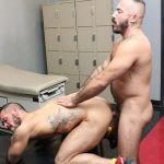 Alessio Romero and Aarin Asker Bareback