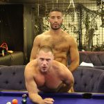 Ray Diesel, Hans Berlin, Trey Turner and Brian Bonds Bareback – Pt 1