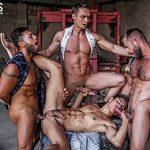 Ken Summers' Bareback Orgy