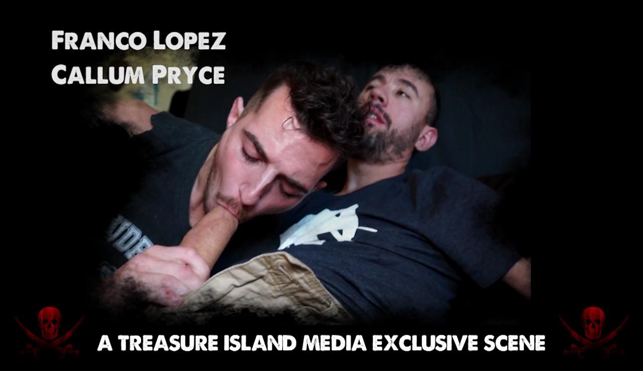 Callum Pryce and Franco Lopez