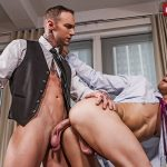 Dylan James and Emerson Palmer Bareback