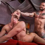 Sergeant Miles and Damon Heart Gay Bareback