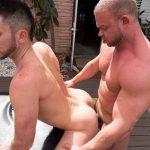 Owen Powers and Daxton Ryker Gay Bareback