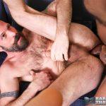 Mickey Carpathio and Saul Leinad Gay Bareback