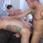 Luke Harding's Gay Bareback Orgy