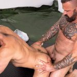 Amir Badri and Marc Angelo Gay Bareback