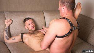 Hoytt Walker and Josh Blaze Gay Bareback 2