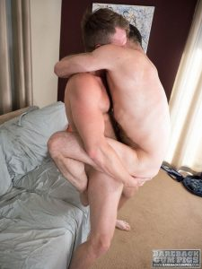Brian Bonds and Dusty Williams Gay Bareback 2