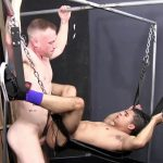 Saxon West and Armond Rizzo Gay Bareback