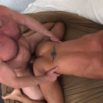 Shay Michaels and Dylan Saunders Gay Bareback