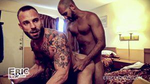 Antonio and Derek Gay Bareback 1