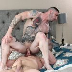 Tyler Reed and Teddy Bryce Gay Bareback