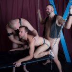 Rusty McMann, Aiden Storm and Alex Hawk Gay Bareback