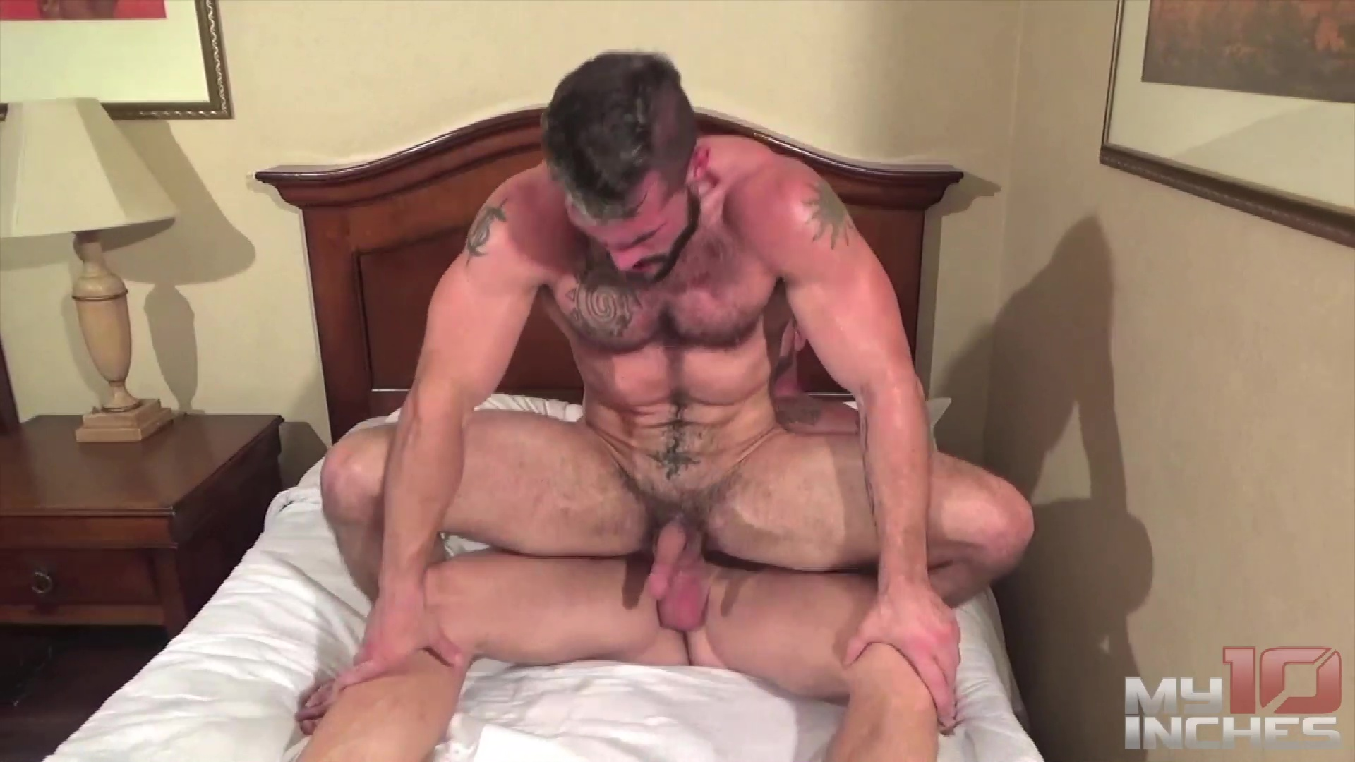 Rocco Steele and Aarin Asker Gay Bareback