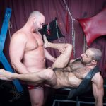 Amir Badri and Tyler Reed Gay Bareback