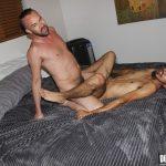 Nick Long and Rave Hardick Gay Bareback