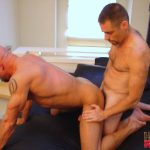 Jesse Hammer and Wolf Getz Gay Bareback