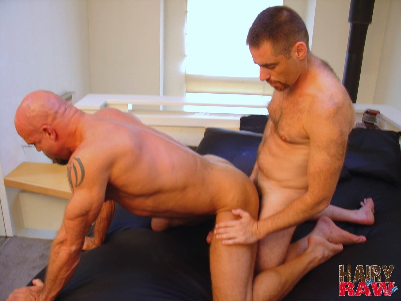 Jesse Hammer and Wolf Getz Gay Bareback