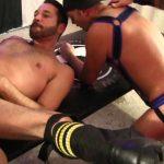 Pigweek Live Gay Bareback Orgy