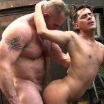 Adam Rogue and Cesar Xes Gay Bareback