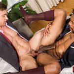 Alexander Volkov and Jacen Zhu Gay Bareback