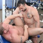 Gabriel Fisk and Daxton Ryker Gay Bareback