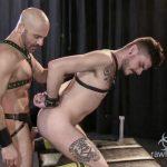 Adam Russo and Luke Harding Gay Bareback