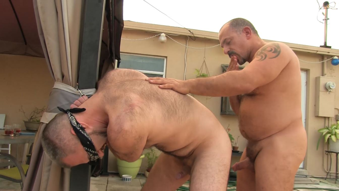 Jay Ricci and Bubbie Kakes Gay Bareback