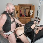 Bearsilien and Ben Fox Gay Bareback