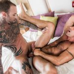 Dylan James and Nick Capra Gay Bareback