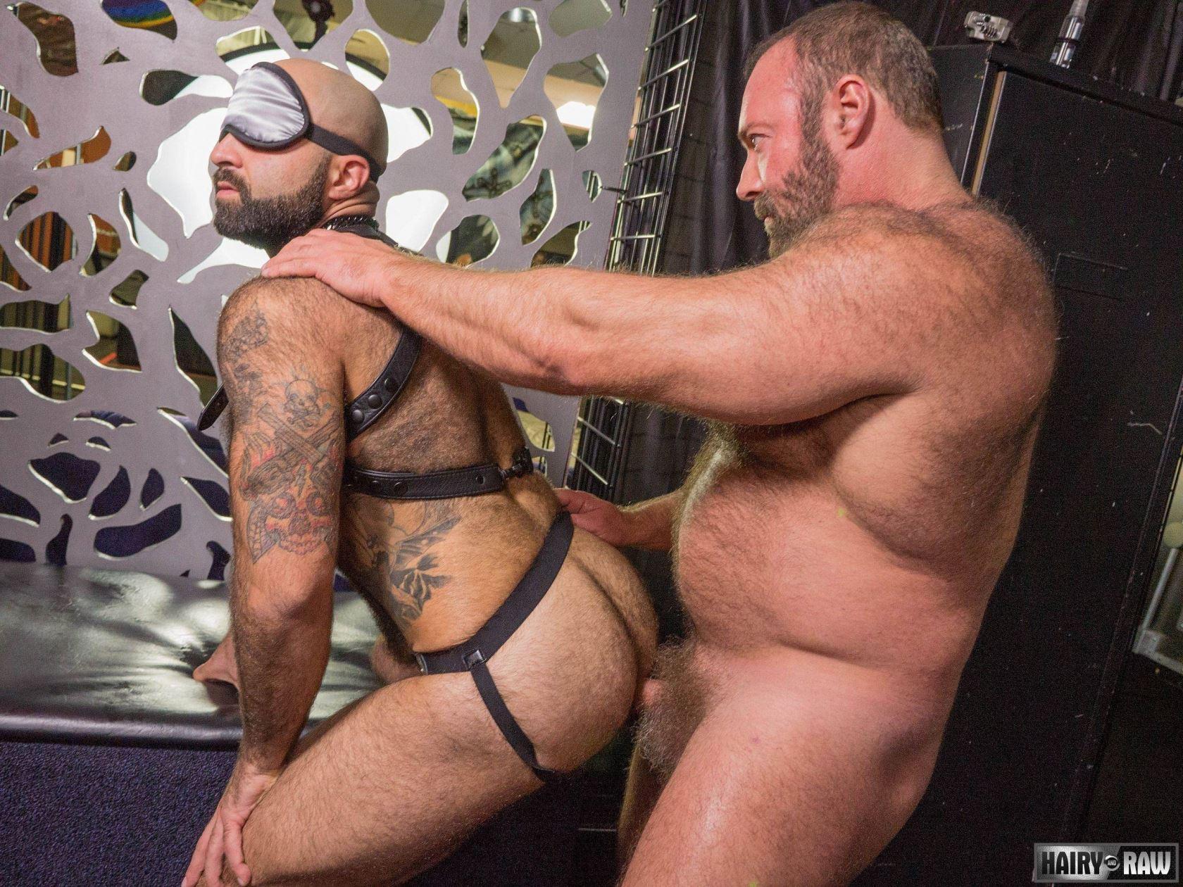 Brad Kalvo and Atlas Grant Gay Bareback
