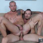 Sean Duran and Jimmie Slater Gay Bareback
