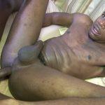 Rude Rasta and Magic Wood Gay Bareback