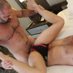 Bishop Angus and Brian Bonds Gay Bareback