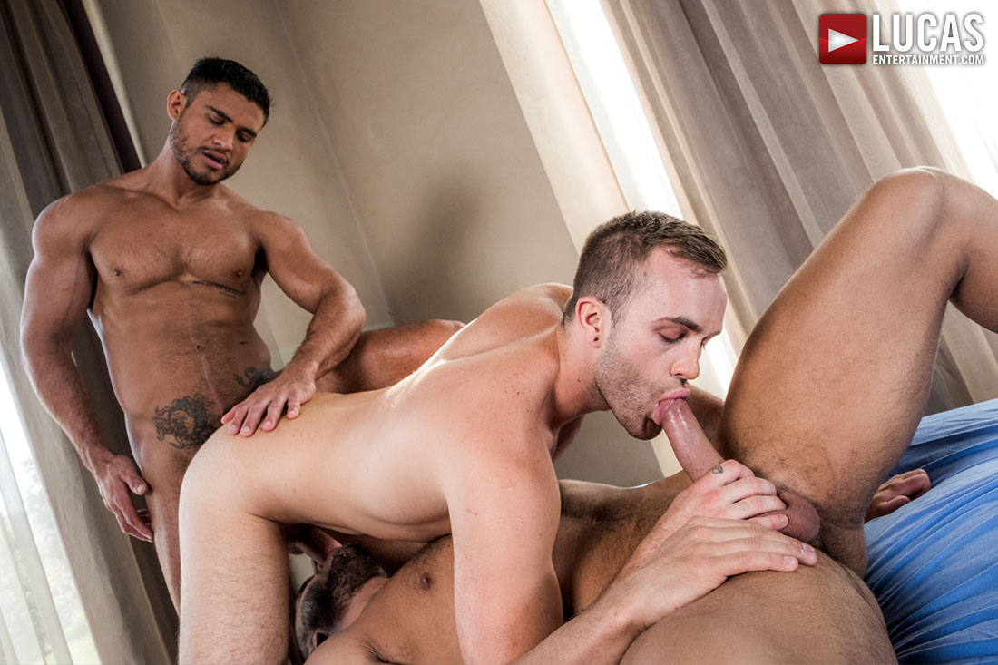 Triple Play: Jackson Radiz, Diego Lauzen and Brock Magnus