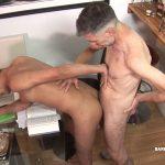 Horny Daddy Bareback