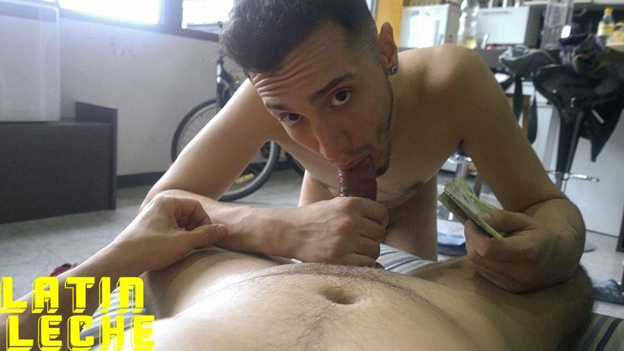 The Dick Deep Inside Him