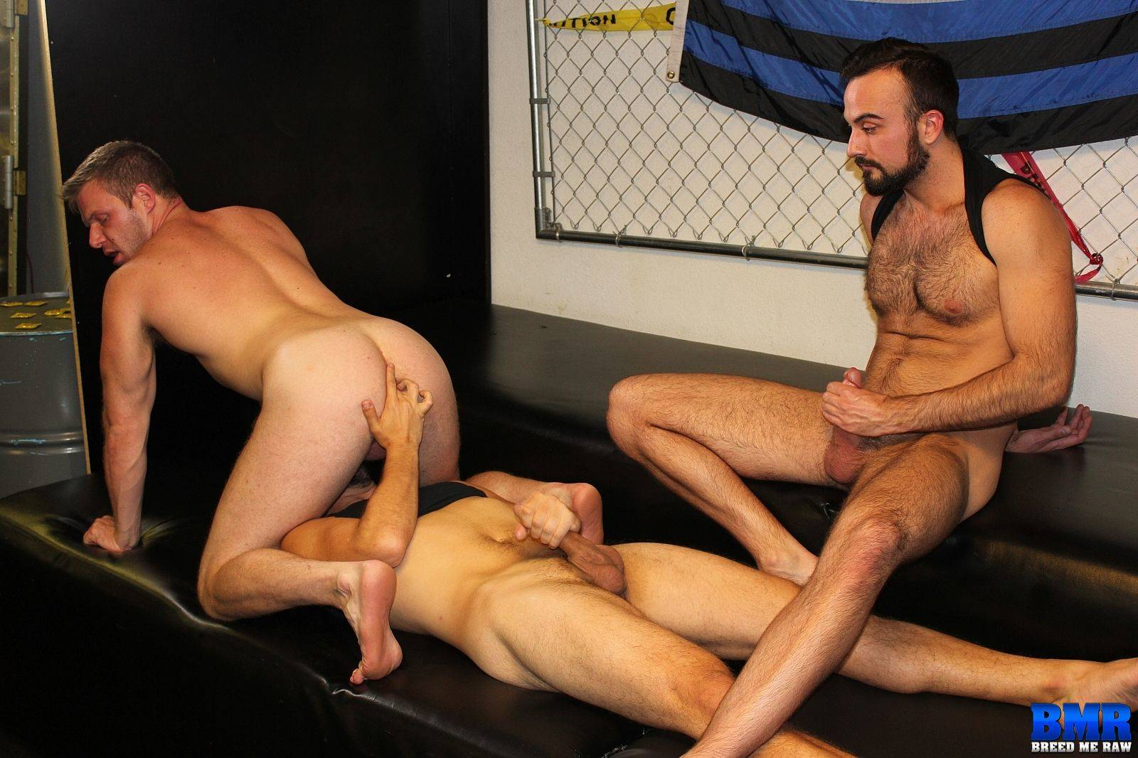 Brian Bonds - Double Anal