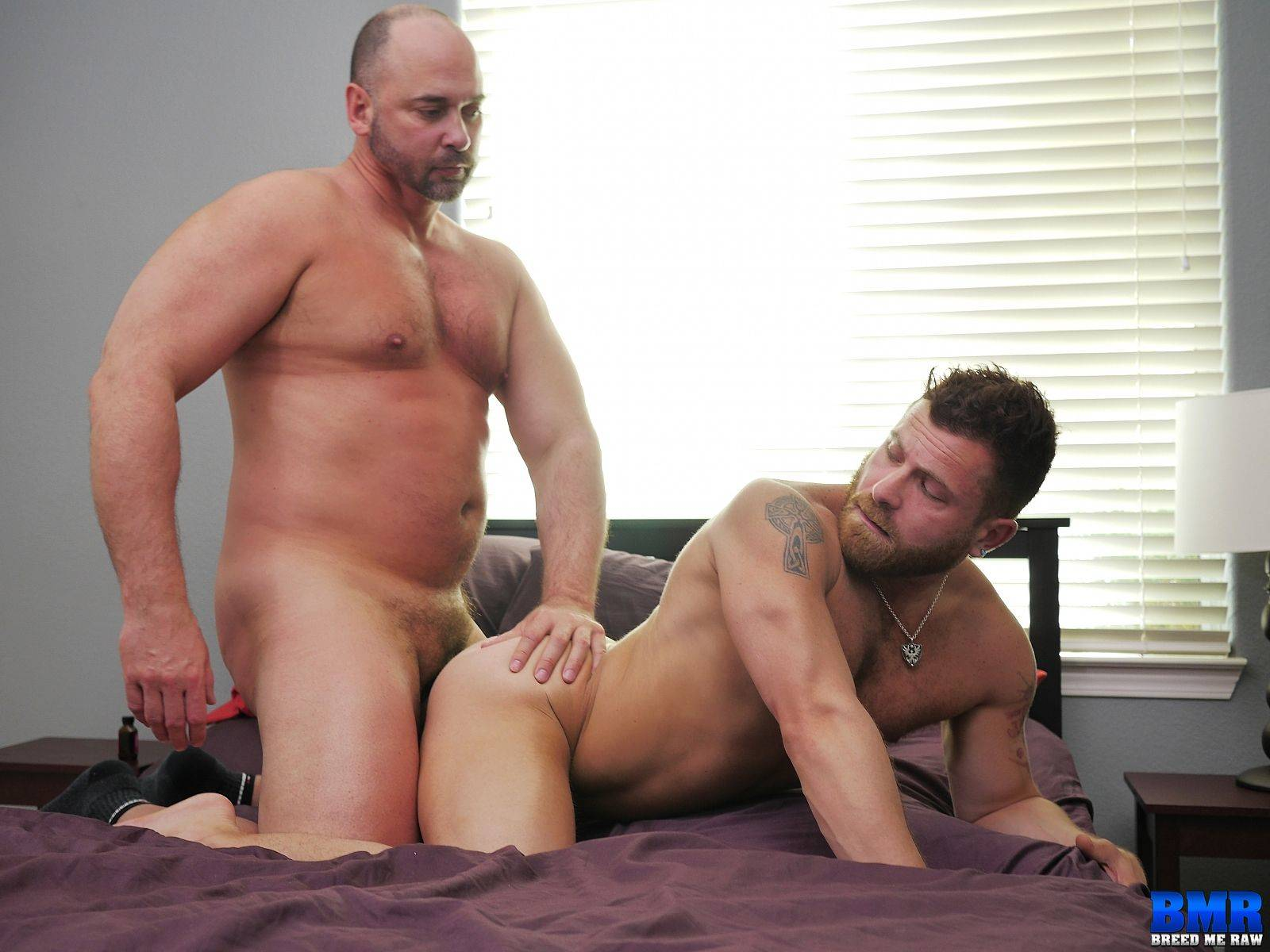 Daddy Tyler Reed Fucks Beefy Bear Riley Mitchel